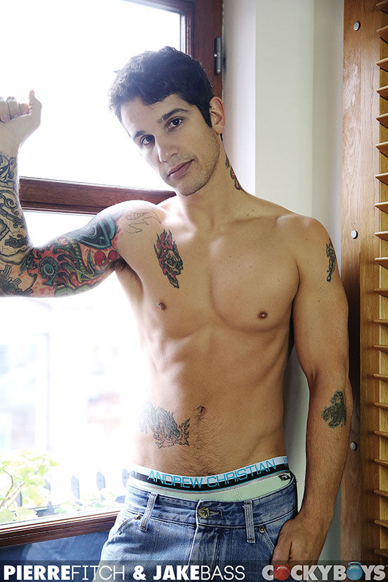 Jake Bass and Pierre Fitch 001
